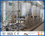 Drinking Yoghurt Production Industrial Yogurt Maker With SUS304 / SUS316 Material