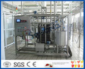 380V / 50Hz Dairy Processing Plant Milk Processing Line High Efficiency